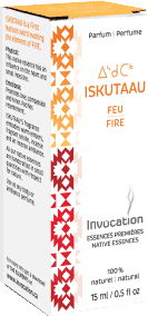 Iskutaau - Feu/Fire, Aromathérapie