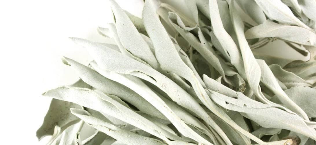 Why sage is used in the handcrafted Invocation products?