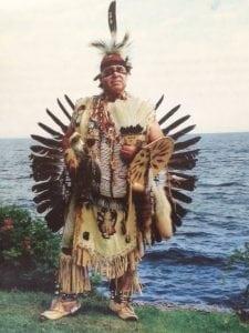 pow wow 2018 - parfums autochtones, Cet été sur la route des Pow wow…, Invocation
